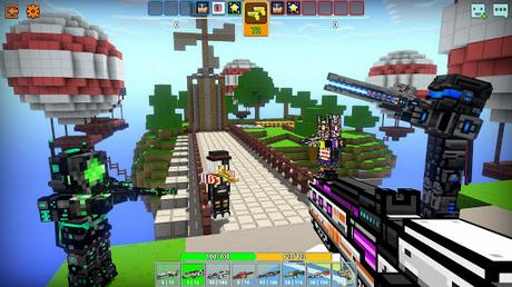 Télécharger Cops N Robbers - FPS Mini Game APK MOD (Astuce) screenshots 2