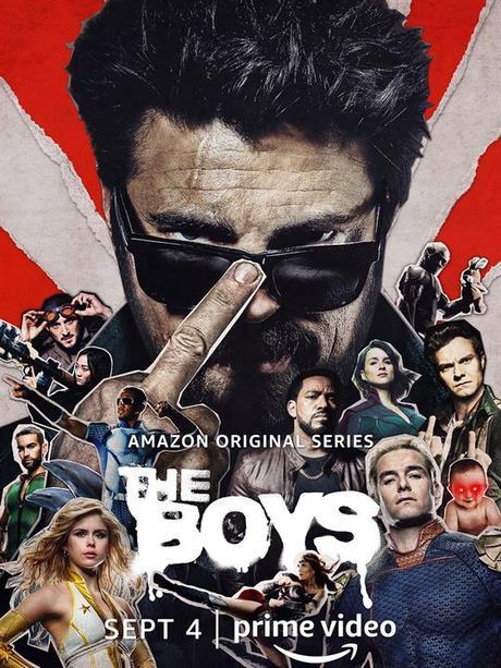 [FUCKING SERIES] : The Boys saison 2 : Qui a peur du protecteur?