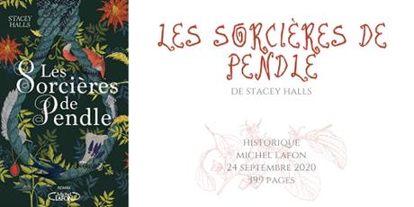 Les sorcières de Pendle • Stacey Halls