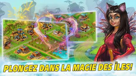 Télécharger Farm Tribe 3: Île de ferme  APK MOD (Astuce) 1
