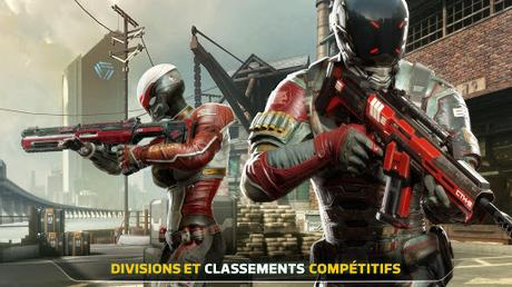 Télécharger Gratuit Modern Combat Versus: New Online Multiplayer FPS APK MOD (Astuce) 3