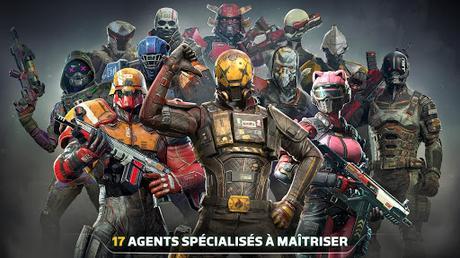 Télécharger Gratuit Modern Combat Versus: New Online Multiplayer FPS APK MOD (Astuce) 2