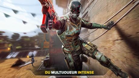 Télécharger Gratuit Modern Combat Versus: New Online Multiplayer FPS APK MOD (Astuce) 1