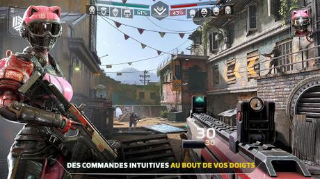 Télécharger Gratuit Modern Combat Versus: New Online Multiplayer FPS APK MOD (Astuce) 5