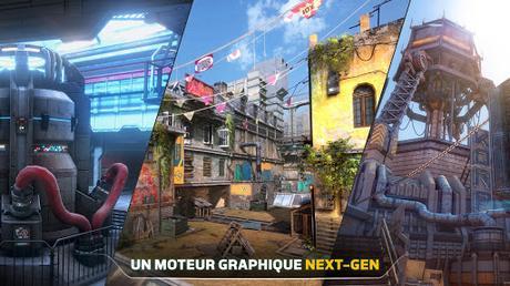 Télécharger Gratuit Modern Combat Versus: New Online Multiplayer FPS APK MOD (Astuce) 4