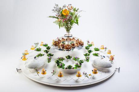 Honneur aux vainqueurs avec leurs belles assiettes