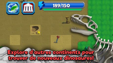 Télécharger Gratuit Dino Quest - Jeu de Dinosaures APK MOD (Astuce) 3