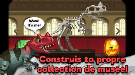 Télécharger Gratuit Dino Quest - Jeu de Dinosaures APK MOD (Astuce) 4