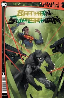 FUTURE STATE CHEZ DC COMICS EN JANVIER FEVRIER 2021
