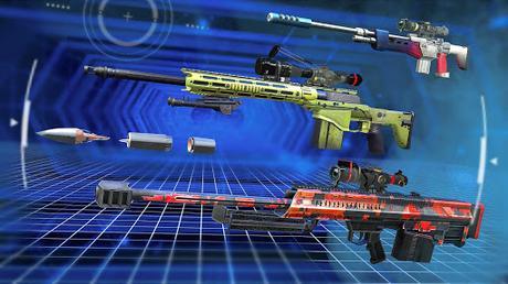 Code Triche FPS Sniper Assassin 3D: Hors ligne Gun Jeux de tir APK MOD (Astuce) screenshots 5