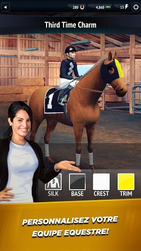 Code Triche Horse Racing Manager 2020 APK MOD (Astuce) 3