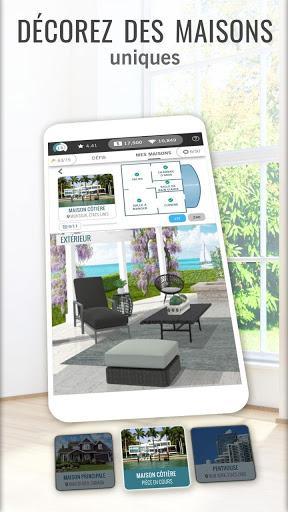 Code Triche Design Home APK MOD (Astuce) 4