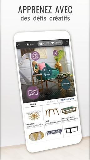 Code Triche Design Home APK MOD (Astuce) 2
