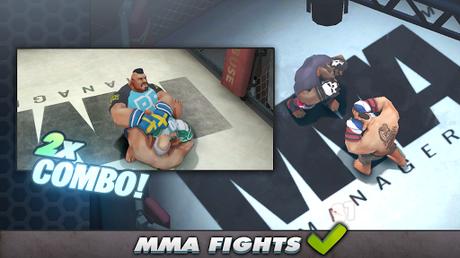Télécharger MMA Manager APK MOD (Astuce) 2