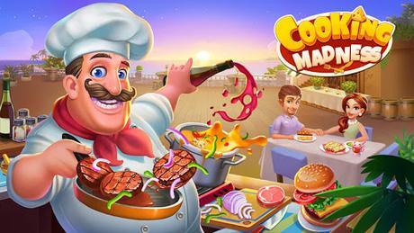 Code Triche Cooking Madness - Un Jeu de Chef de Restaurant APK MOD (Astuce) 1