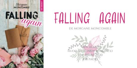 Falling again • Morgane Moncomble