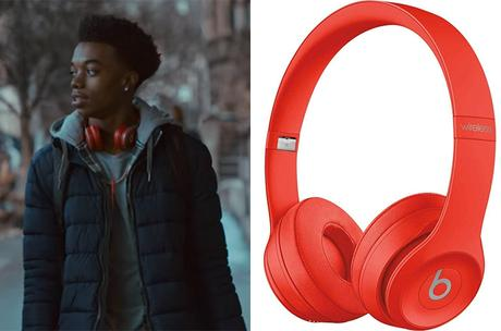 GRAND ARMY : Jay's red headphones