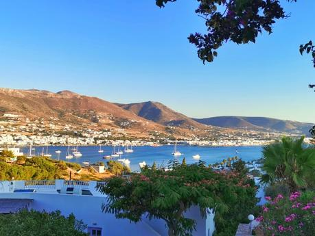 Ile de Paros, mon paradis en Europe !