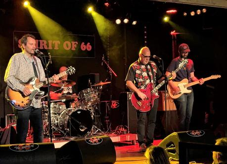 Fred and The Healers - Spirit of '66 - Verviers - le 16 octobre 2020