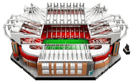 Le stade Manchester United