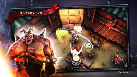 Télécharger SoulCraft - Action RPG  APK MOD (Astuce) 6