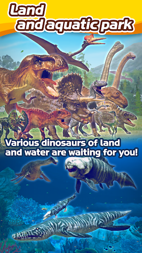 Code Triche Idle Dino Tycoon APK MOD (Astuce) 3