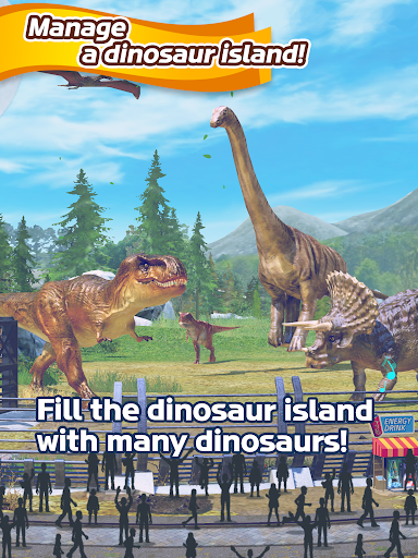 Code Triche Idle Dino Tycoon APK MOD (Astuce) 5