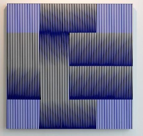 L'art qui bouge – 4/4 Artistes de l'Op Art – Billet n° 345