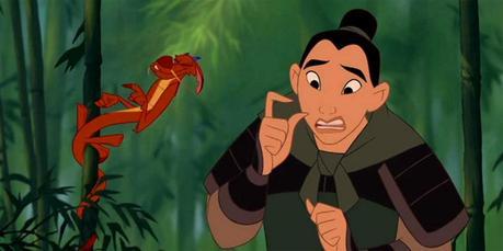 Mulan (1998) de Barry Cook et Tony Bancroft