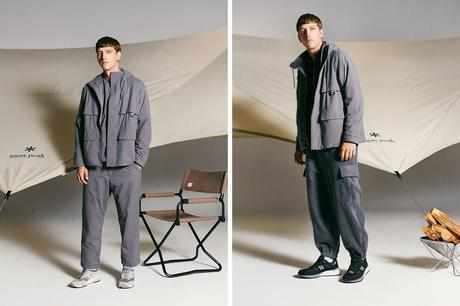 SNOW PEAK  X BEAUTY & YOUTH – F/W 2020 CAPSULE COLLECTION