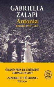 Gabriella Zalapì – Antonia. Journal 1965-1966 ***