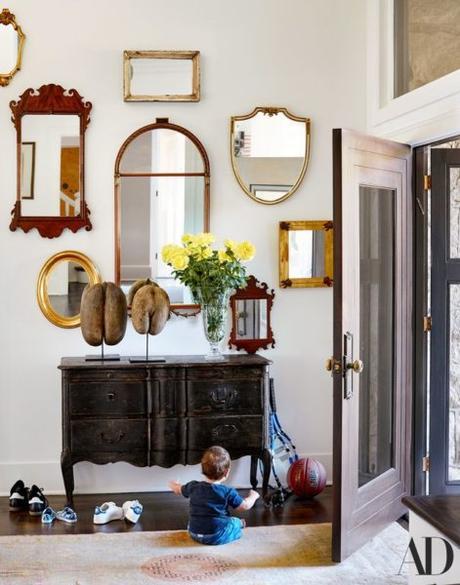 5 façons d'utiliser le miroir dans votre déco