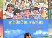 Apprendre lire écrire comme enfant Thaïlandais