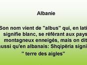 Pays Etranger L'Albanie