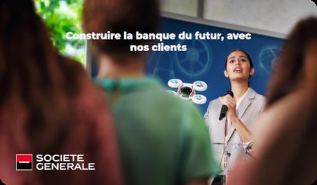Société Générale – Construire la banque du futur