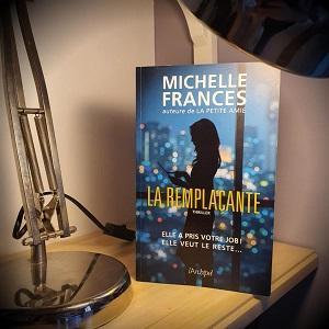 La remplaçante de Michelle Frances (éditions L'Archipel)