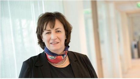 l'interview de Anne Brachet, directrice générale Air France-KLM Engineering & Maintenance