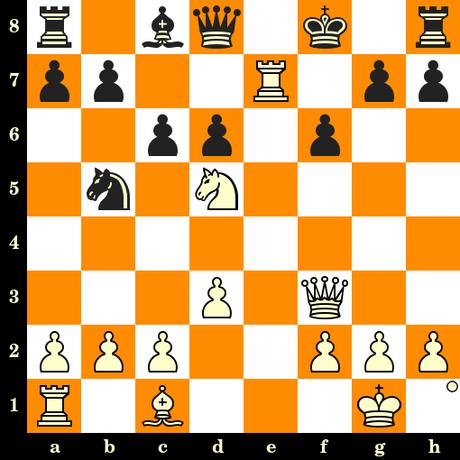 Les Blancs jouent et matent en 3 coups - L Bachmann vs Fiechtl, Regensberg, 1887