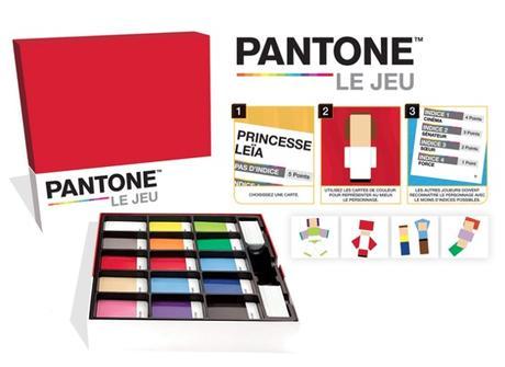 Test de Pantone
