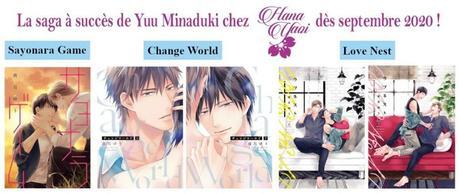 Recommandation Boy's love : Sayonara game