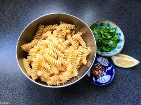 Les pâtes du weekend – Creamy brocoli pasta