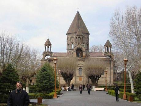 Pays Etranger - L'Arménie