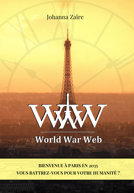 {Découverte}  Club lecture #3 : WWW – World War Web, Johanna Zaïre – @Bookscritics