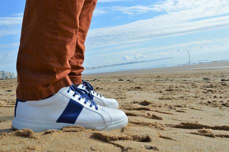 Sneakers JULES & JENN : Epaisseur de la semelle : 2,5 cm