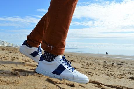 JULES & JENN test sneakers fabriquées en France