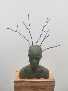 Galerie INSULA- exposition Béatrice Bizot  » empreintes » 8 Octobre au 14 Novembre 2020
