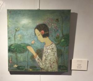 Galerie Thomé exposition Jian Juanli 14/10 au 07/11/2020