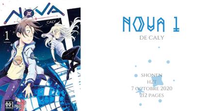 Nova #1 • Caly