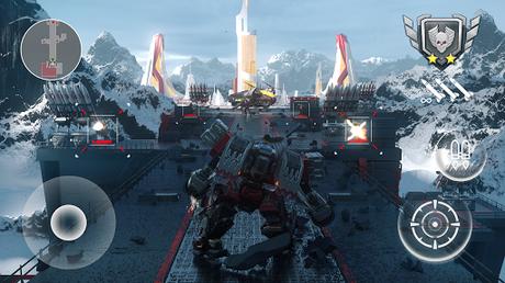 Télécharger Gratuit Evolution 2: Jeux de guerre Sci fi Jeu action APK MOD (Astuce) screenshots 1