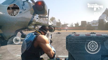 Télécharger Gratuit Evolution 2: Jeux de guerre Sci fi Jeu action APK MOD (Astuce) screenshots 5